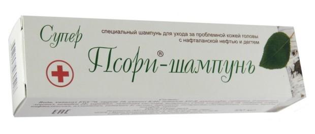 Шампунь «Супер-псори»