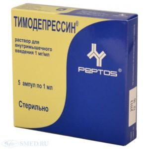 Препарат Тимодепрессин