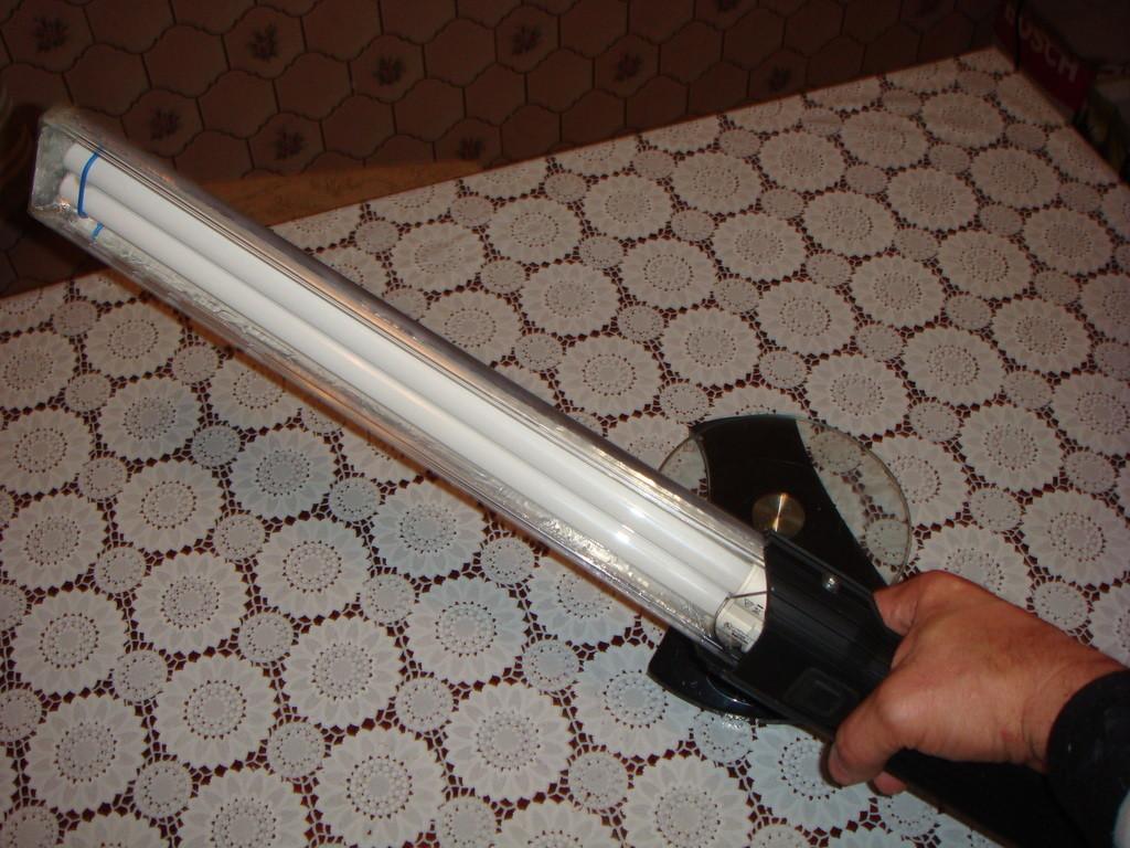 Ультрафиолетовая лампа Psoriasis УФИК